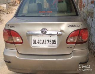 2007 Toyota Corolla AE